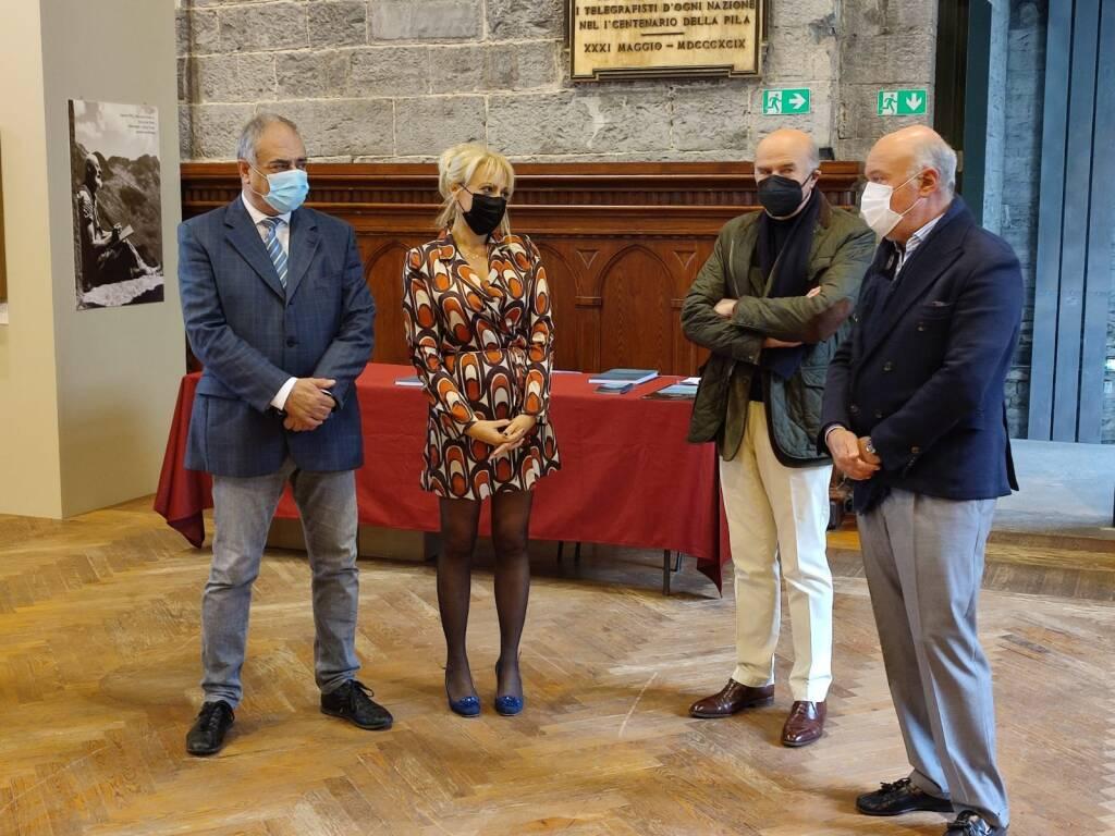 """Inaugurazione mostra """"Vincenzo Schiavio tra Divisionismo e Realismo"""""""
