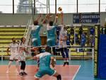 Pool Libertas cantù volley maschile gara esordio contro Cuneo Casnate