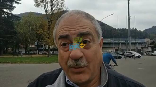 sindaco landriscina como diretta ciaocomo dai giardini a lago