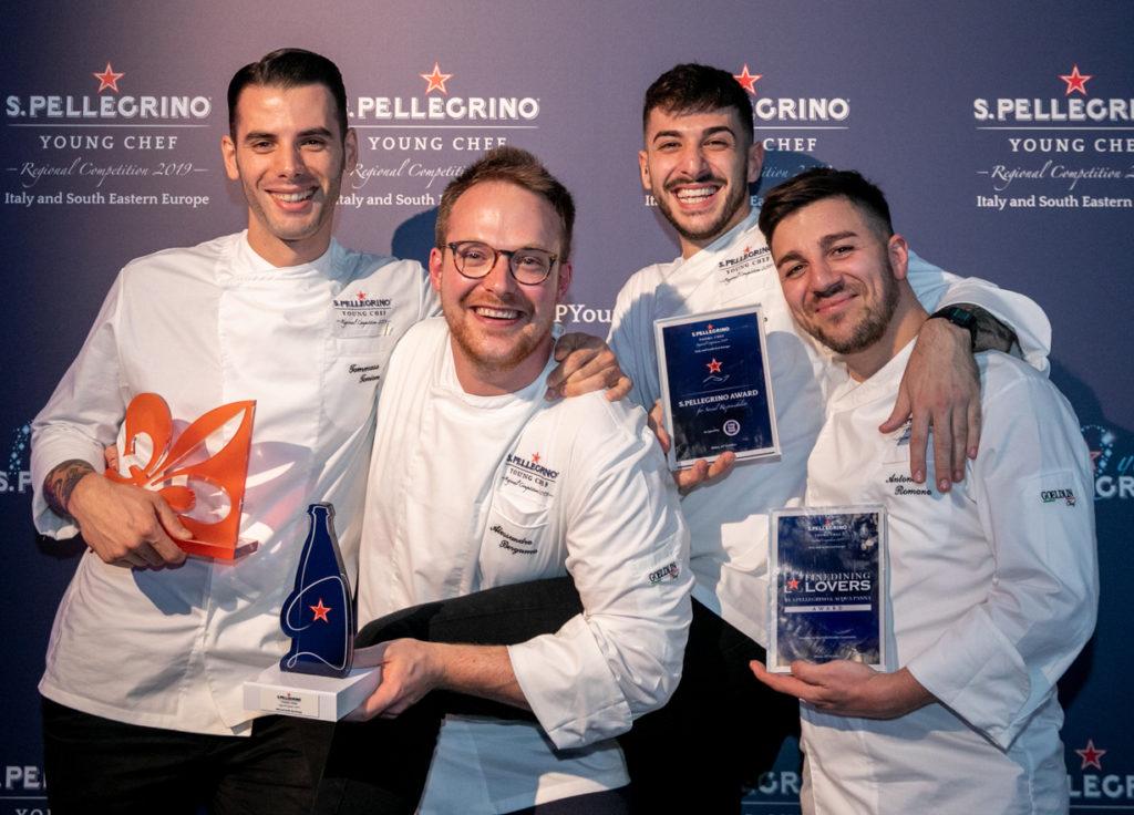 San Pellegrino Young Chef: il vincitore Alessandro Bergamo, un ragazzo di Mariano Comense - Ciao Como - CiaoComo.it